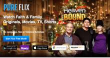IMAGE: 'Netflix for Christians' is about to make their content even more family-friendly