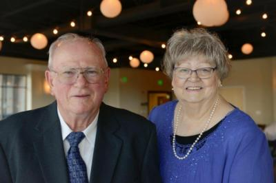 Larry and Sharon Corsini passed away together on Dec. 13. (Deseret Photo)