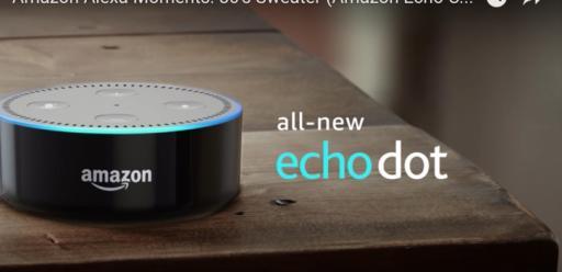 The Amazon Echo Dot. (Deseret Photo)