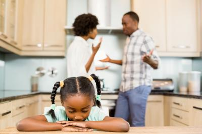Divorce is hard on kids, but there are ways to make it less so. If parents can set aside differences and let what's best for the kids guide the process, everyone benefits, experts say. (Deseret Photo)