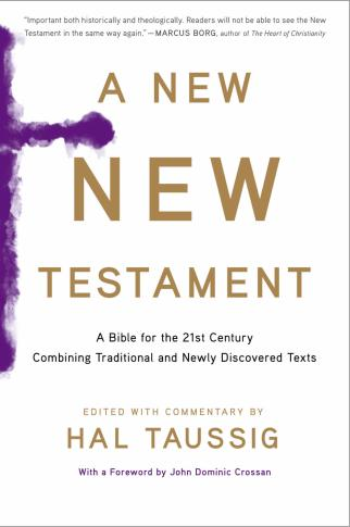 """A New New Testament"" is by Hal Taussig. (Deseret Photo)"