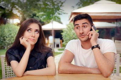 You need to be aware of what signs to look for in a husband who seems to be acting unusual compared to just himself. (Deseret Photo)