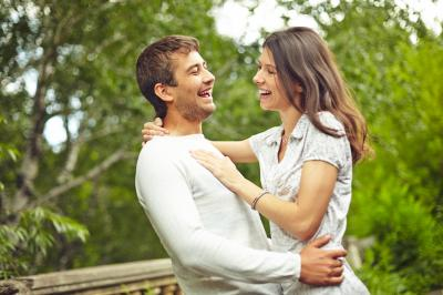 It isn't love if you aren't happy. Here are some signs your husband is happily married. (Deseret Photo)