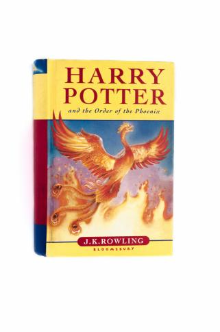 Parenting book are helpful, but you can learn many important parenting lessons from the pages of the Harry Potter series. (Deseret Photo)