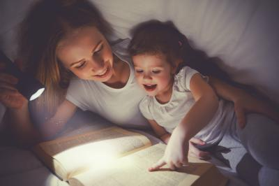 I thought that when I finally taught my children how to sleep through the night my battles would be won — but it turns out they're far from over. (Deseret Photo)