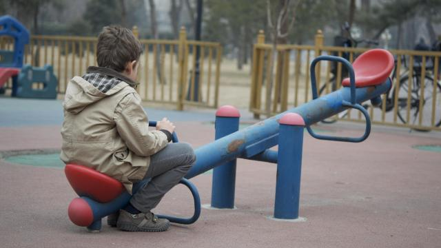 The number of children abused and neglected in the United States has been edging up slightly, according to a federal report by the Administration on Children, Youth and Families. (Deseret Photo)