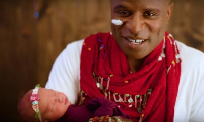 Alex Boye released a new video featuring statistics about child mortality rates (Deseret Photo)