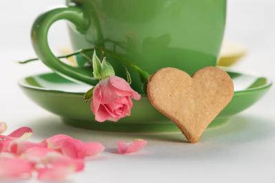 The first Queen of Hearts was Elizabeth of York, the beloved wife of Henry VII (Henry Tudor) whose marriage united the divided kingdom of Britain after the War of the Roses. A Valentine's Day tea party is a reminder that love conquers all. (Deseret Photo)