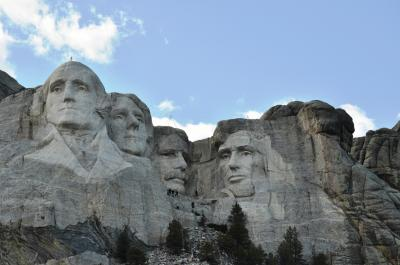While the massive granite faces represent men who held the nation's highest office, the soul of America comprises much more than even its greatest leaders. It is found in the principles these leaders stood for: freedom, equality, progress and unity. (Deseret Photo)