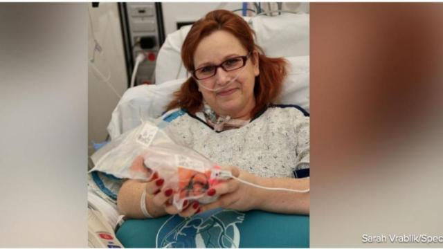 The 48-year-old activist, who suffered from the heart disease called hypertrophic cardiomyopathy, recent received a heart transplant after suffering decades from the medical issue (Deseret Photo)