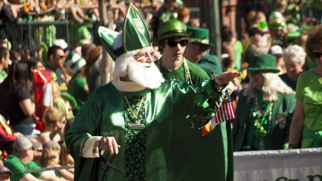 Worldwide, people celebrate this green holiday with silly traditions. (Deseret Photo)