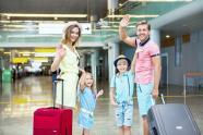 IMAGE: How to make the family vacation airport experience less of a nightmare