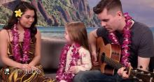 IMAGES: Claire Crosby sings with 'Moana' star Auli'i Cravalho, YouTubers add flair to 'How Far I'll Go'