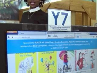 With the launch of the North Carolina Kids' Digital Library, youngsters have their favorite titles at their fingertips. And while increased access to books can be great for childhood literacy, studies show that kids' brains respond better when they use physical books.