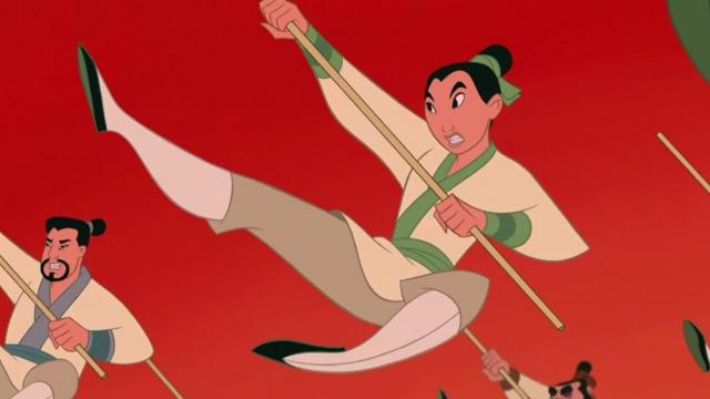 "Disney's making plans for other live-action movies, including a new version of ""Mulan."" But the movie will have a pretty big twist. (Deseret Photo)"