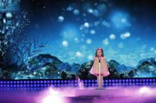 """Claire Crosby's performance on """"Little Big Shots"""" will air Sunday on NBC. (Deseret Photo)"""