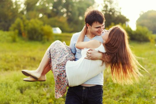 When he falls more in love with you, you will fall more in love with him. (Deseret Photo)