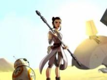Disney announced on Thursday that it will launch a new Star Wars animated series on YouTube, according to Mashable. (Deseret Photo)