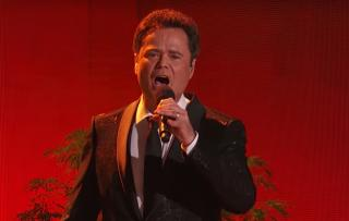 """Donny Osmond performs """"I'll Make a Man out of You"""" on season 24 of """"Dancing with the Stars."""" (Deseret Photo)"""