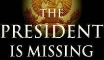 IMAGE: James Patterson and Bill Clinton writing a book called 'The President Is Missing,' and Twitter freaked out