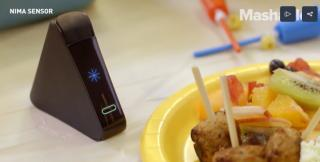 Mashable published a video this week on the Nima Sensor, a pocket-sized device that detects whether or not food includes gluten or not. (Deseret Photo)