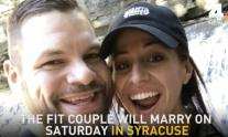 IMAGE: Couple who lost a combined 600 pounds is getting married on Saturday