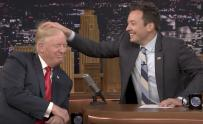 IMAGE: Fallon opens up about his treatment of Trump: 'If I let anyone down, it hurt my feelings that they didn't like it'