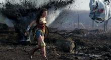 IMAGE: Wonder Woman star reveals she was 5 months pregnant while filming the movie's craziest action scenes