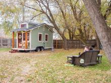 5 ways a tiny house could improve your life
