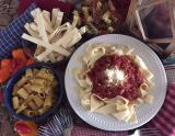IMAGE: Marinara sauce is great for pasta, roasted vegetables, homemade pizza