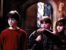 J.K. Rowling: There are actually two Harry Potters