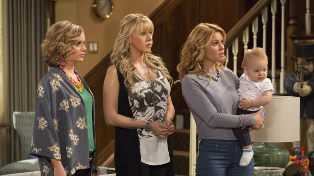 """Fuller House"" announced its season three premiere date on Monday, drawing a connection back to the show's predecessor, ""Full House."" (Deseret Photo)"