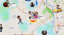 IMAGE: A new Snapchat feature is a stalker's dream and a privacy nightmare