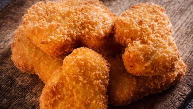Dino nuggets are being recalled for having undeclared milk in their product. (Deseret Photo)