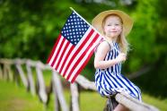 IMAGE: The American moms: Lessons I hope my children remember when they see the American flag