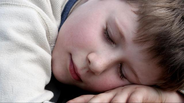 Bedtime doesn't need to look like a war zone. Implementing a few simple steps can help kids calm down and help parents gets some time to themselves. (Deseret Photo)