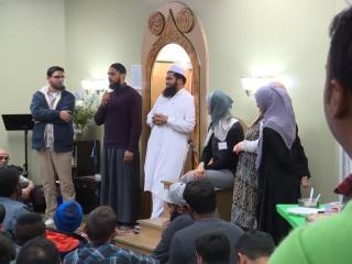 Muslims say misconceptions, links to terrorism are top concerns for their community