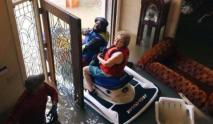 IMAGE: Elderly Texas couple calls Chick-fil-A for help and receive two Jet Skis with a side of safety