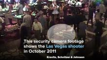 IMAGE: Newly released security footage shows Las Vegas shooter visiting Vegas hotel in 2011