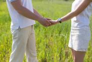 IMAGE: 10 men reveal the exact moment they knew they wanted to marry the love of their life