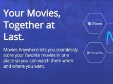 Four Hollywood studios join Disney to help you watch your digital movies anywhere