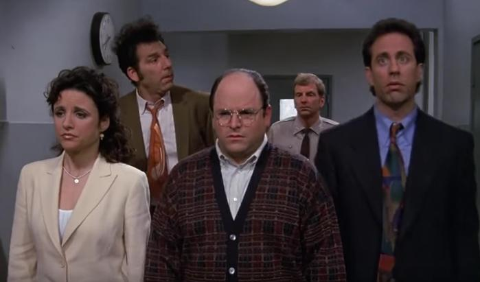 Sorry, but some 'Seinfeld' classics feel every bit of 30
