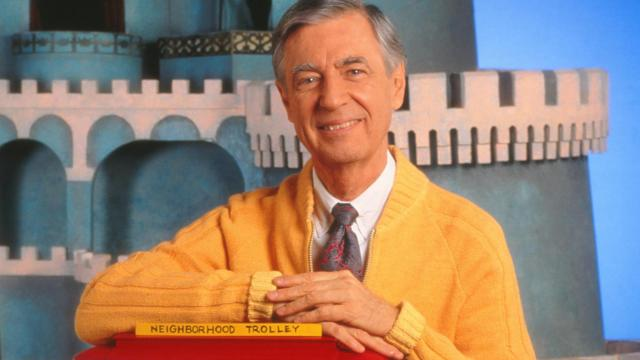 Mr Rogers Never Wore His Faith On His Sweater Sleeve Wralcom