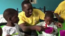 IMAGE: 'Education is possibility:' From African orphanage to Wake Tech