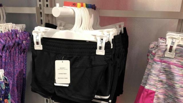 e9e7d8b6e68 Parents expressed outrage at Target and Walmart for selling athletic shorts  that they deemed too inappropriate