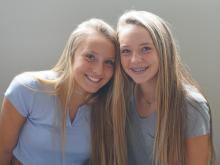 Jeff Hogan's daughters