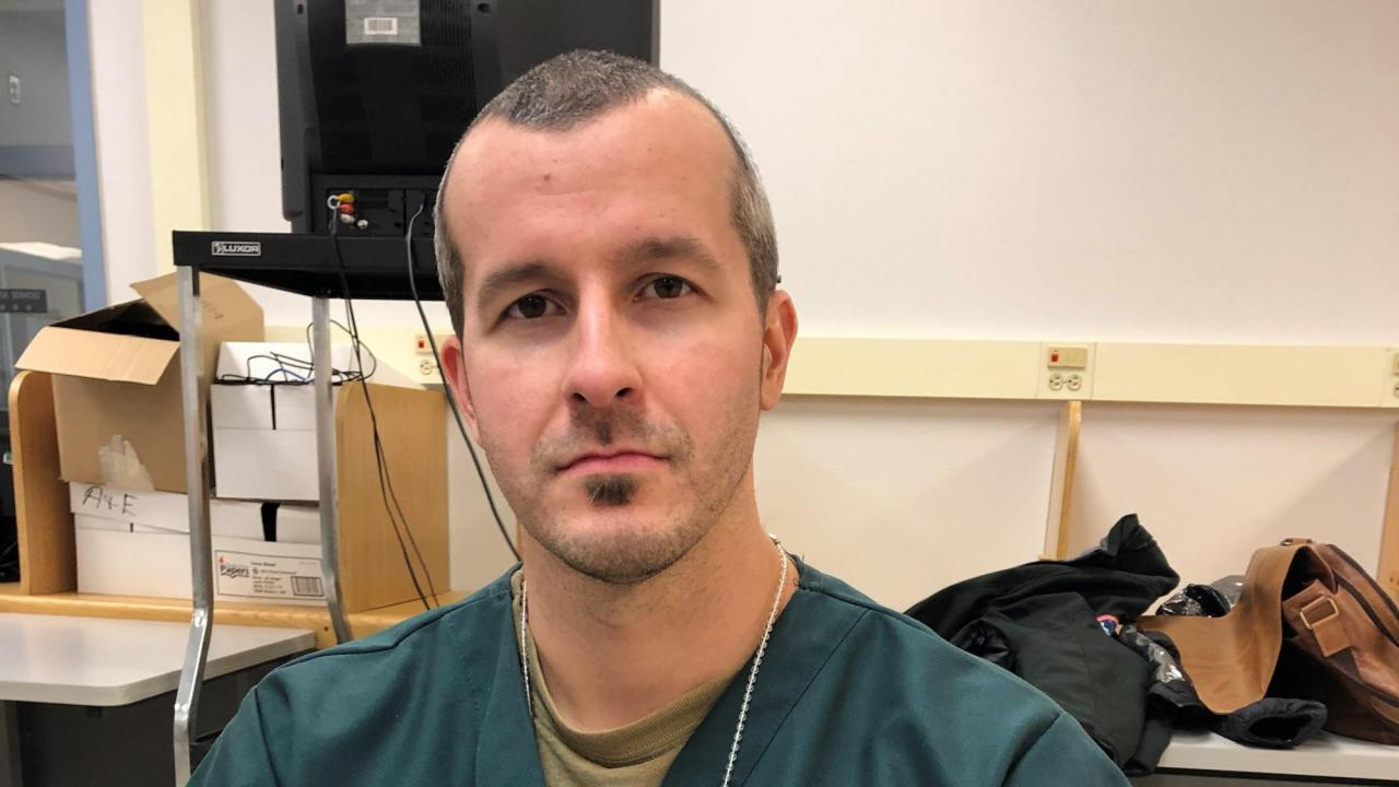 Chris Watts reveals new details about his affair during in-prison