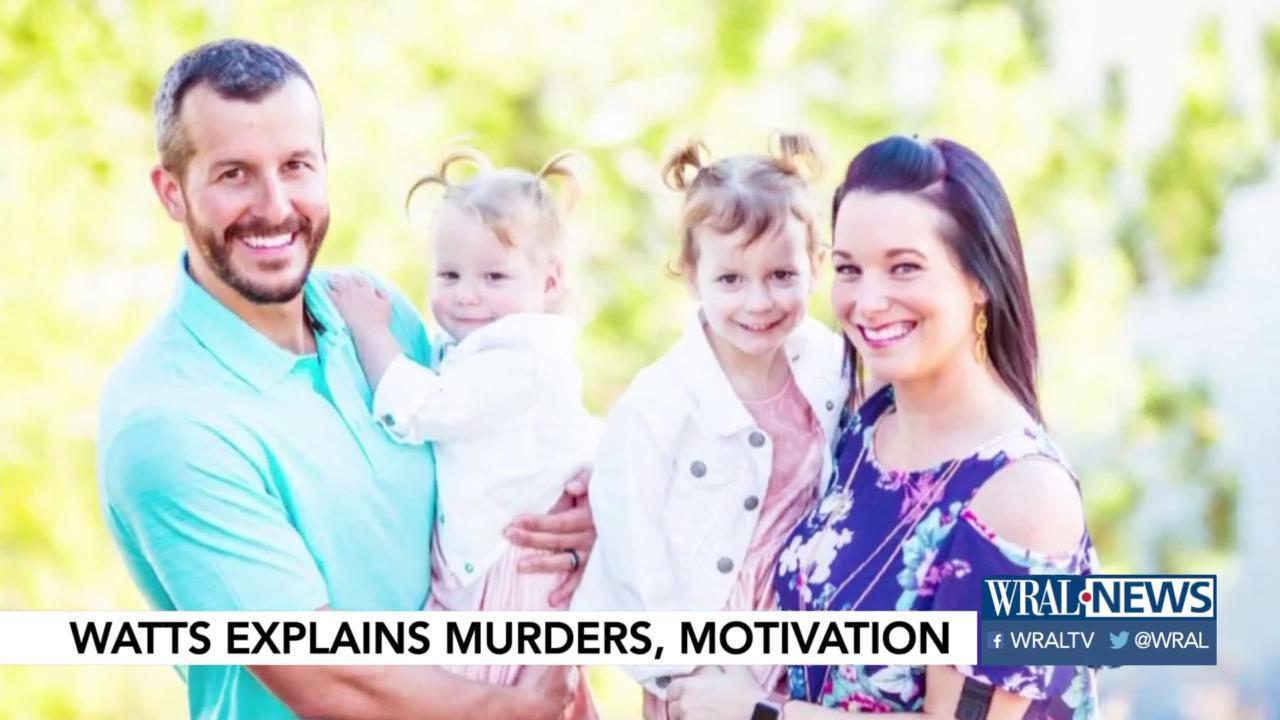 Chris Watts reveals new details about his affair during in