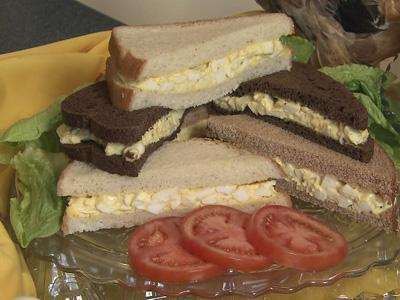 Egg salad is among the SunBusrt products subject to recall for possible Listeria contamination.