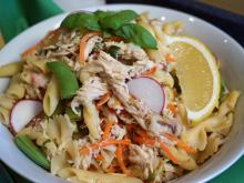 Local Dish: Chicken and pasta salad